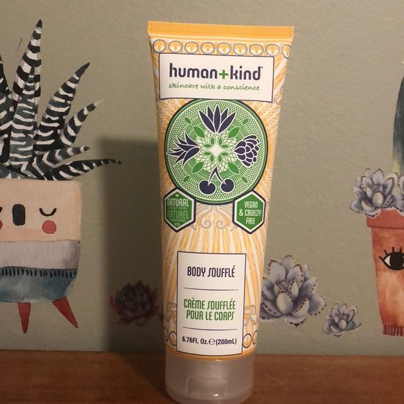 human+kind Other - NWT Human+Kind Body Soufflé